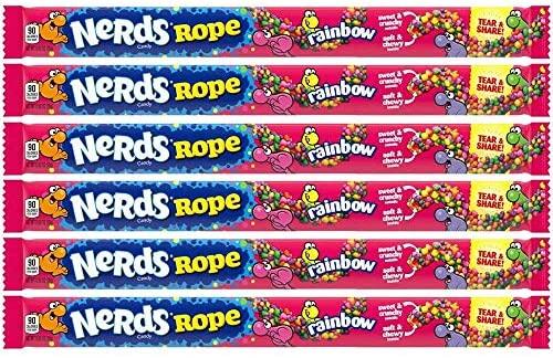 Nerds Rope Rainbow 26g