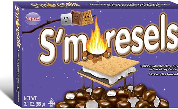 S'moresels Cookie Dough Bites Box 88g