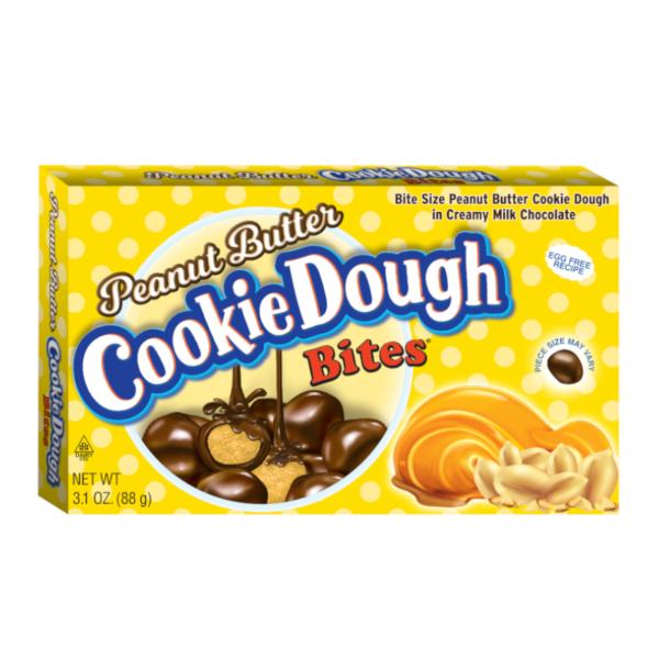 Cookie Dough Bites Peanut Butter 88g