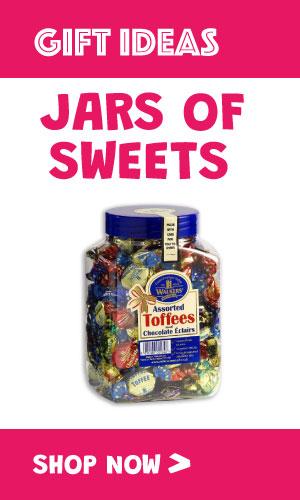 Gift ideas - Sweet Jars