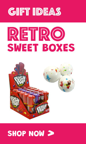 Gift ideas - Retro Sweet Boxes