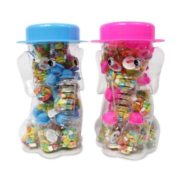 Elephant Money Box Jar & Candy 30g