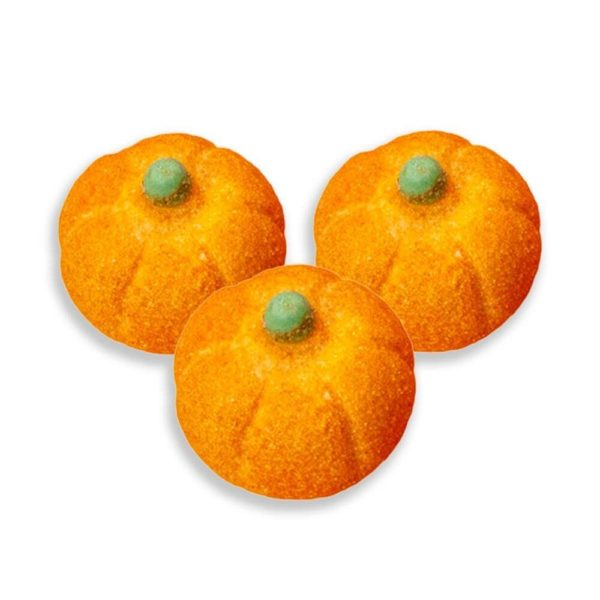 Kingsway Orange Pumpkin Mallows 900g