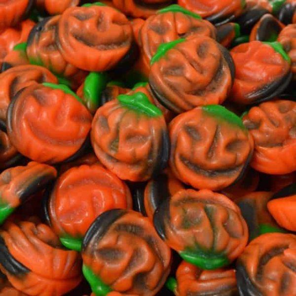Vidal Jelly Halloween Pumpkins 1kg