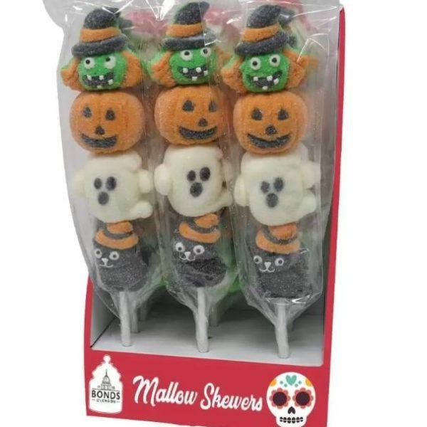 Halloween Mallow Skewers - Bonds Of London