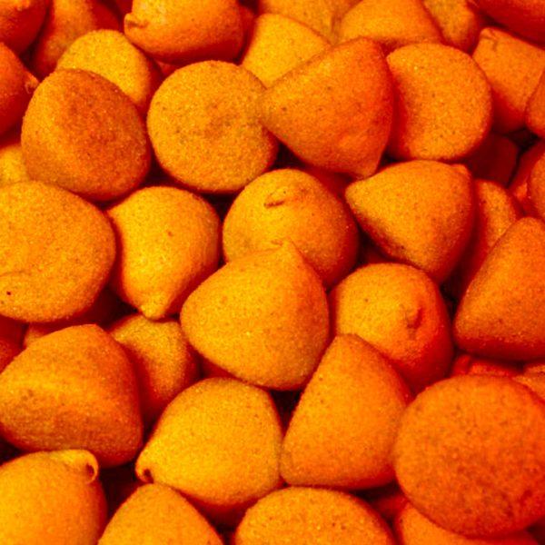 Orange Paintball Sweets